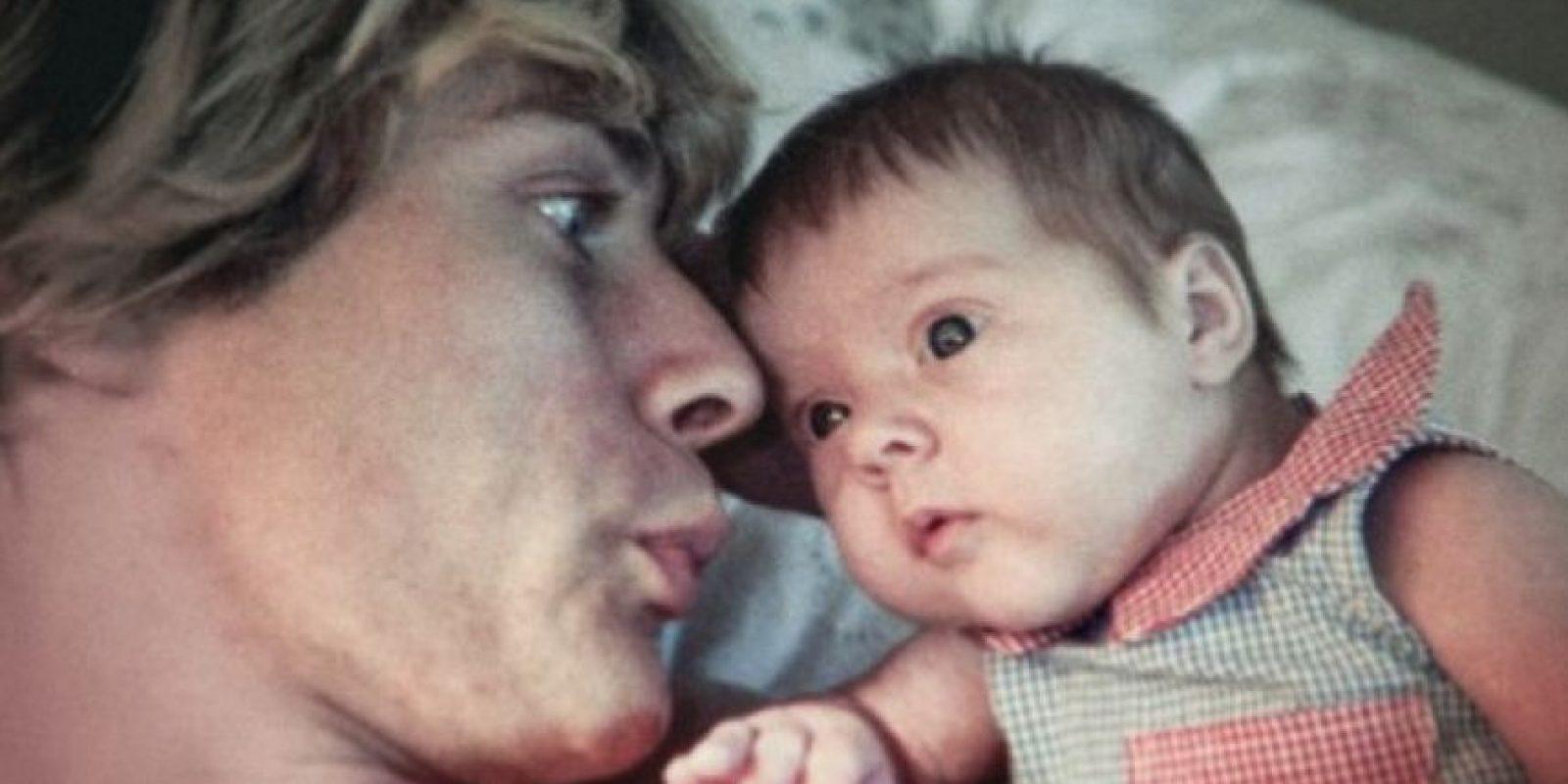 Por extraño que pudiera parecer, tenía cierta fascinación por la anatomía humana y los fetos Foto:vía facebook Cobain: Montage of Heck