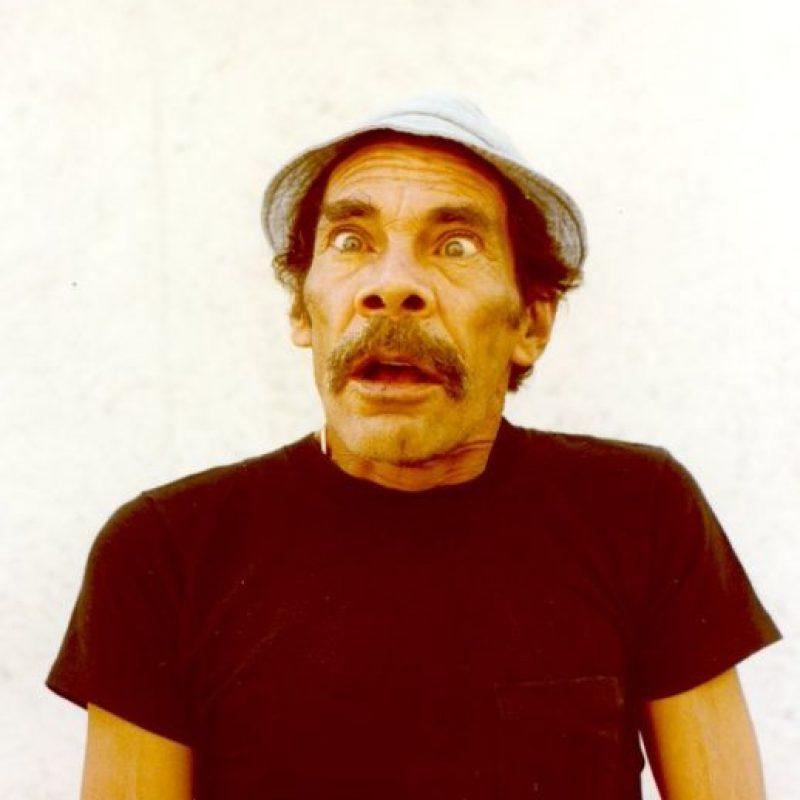 El comediante Ramón Valdés Castillo falleció el 9 de agosto de 1988 Foto:vía twitter.com/florindamezach