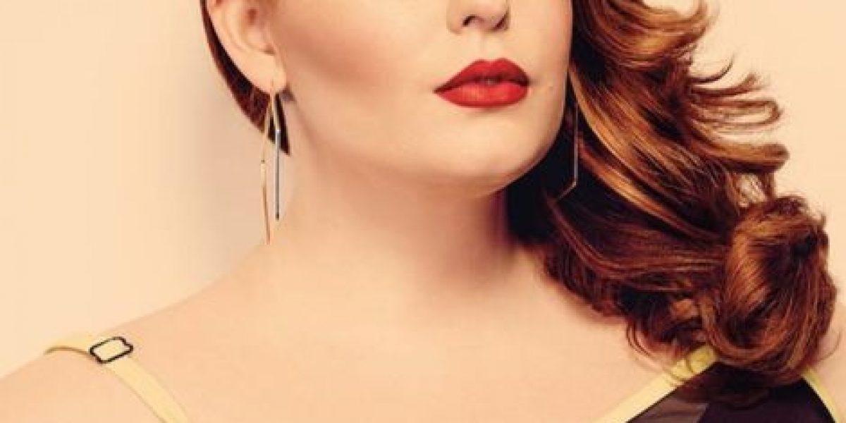 Fotos: Acusan a modelo de talla grande de promover obesidad y así se defendió