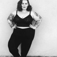 """La critican mucho por """"fomentar la obesidad"""". Foto:vía Instagram/tessholliday"""