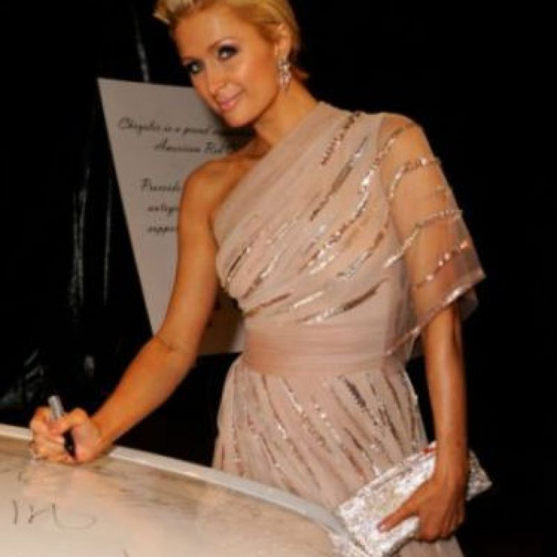 Paris Hilton. Foto: Getty Images