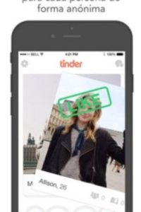 Disponible para iOS y Android. Foto: Tinder Inc.