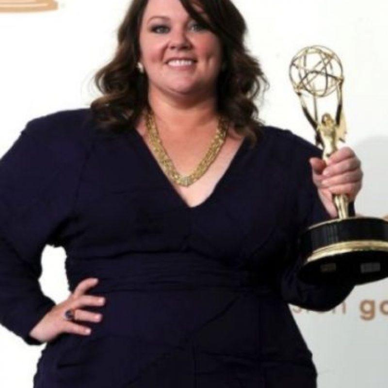 Ganó un Emmy en 2011 por este papel. Foto:vía Getty Images