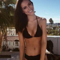 Es una modelo estadounidense de 25 años Foto:Vía instagram.com/brittnyward