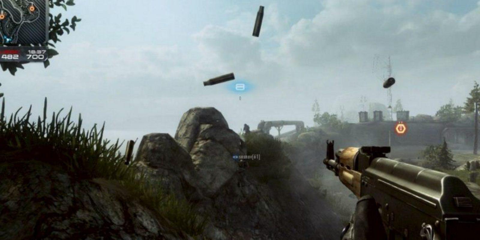 Contract Wars es un disparador en primera persona moderno en línea y en 3D. Foto:Unity
