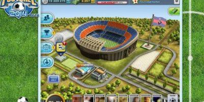 Kamicat Football 2014 ofrece es un popular simulador de soccer para Facebook. Foto:kamicat.com