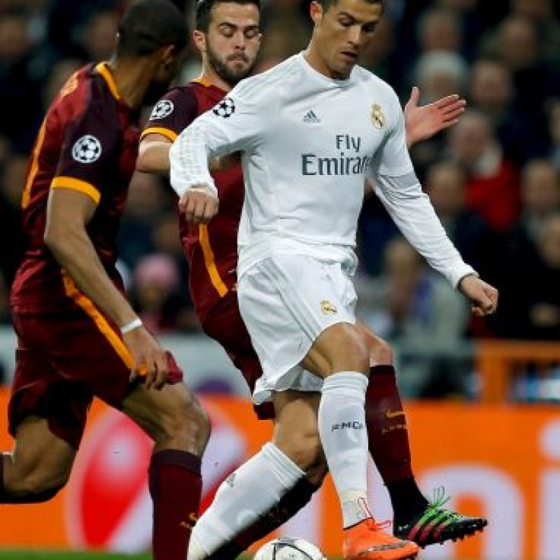 Debido a que no es la primera ocasión que el Madrid se ve favorecido en un sorteo de la Champions League Foto:Getty Images
