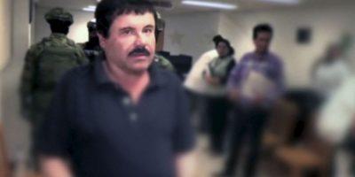"""Los productos más extraños con la imagen de """"El Chapo"""" a la venta Foto:PGR"""
