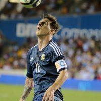 Lionel Messi y compañía visitarán a Chile el jueves 24 de marzo Foto:Getty Images