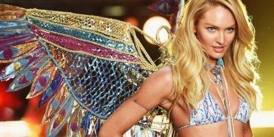 "Este ""ángel"" de Victoria""s Secret está embarazada"