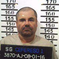 Joaquín Guzmán Loera fue detenido el 8 de enero de 2016 Foto:AP