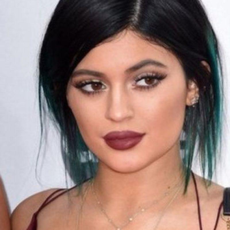 Y de nuevo, Kylie Jenner. Foto:vía Getty Images