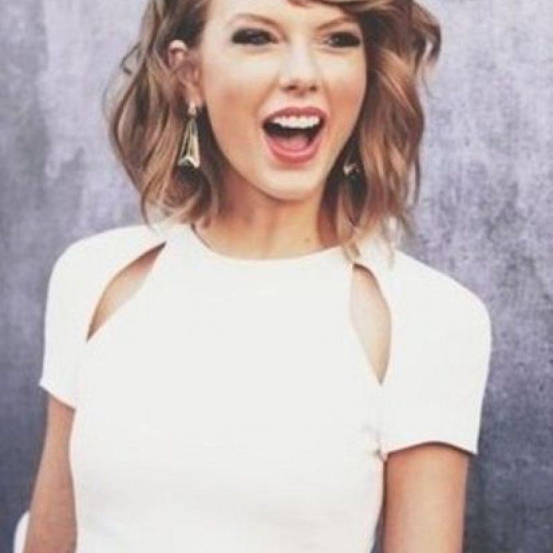Taylor Swift lo moderniza. Foto:vía Getty Images