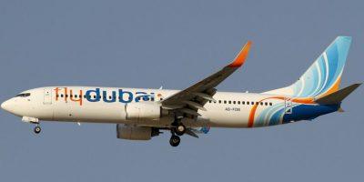 Era el vuelo 981 de FlyDubai Foto:vía Wikipedia