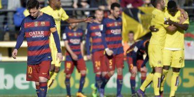 El partido terminó igualado 2-2 Foto:AFP