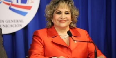 Alexandra Izquierdo afirma que el PRSC no logrará un 5 % en las elecciones