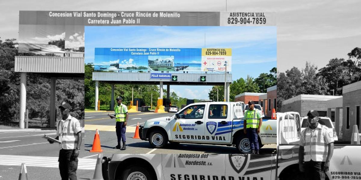 Ponen en marcha operativo preventivo en Autopista Nordeste por semana santa