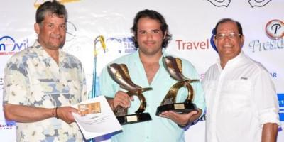 Luis Guerrero Feris gana torneo de pesca El Dorado