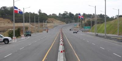 MOPC cerrará tramo de autopista Duarte los días 22 y 23 de marzo