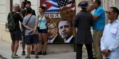 Hoy visitará la embajada de Estados Unidos en La Habana Foto:AP