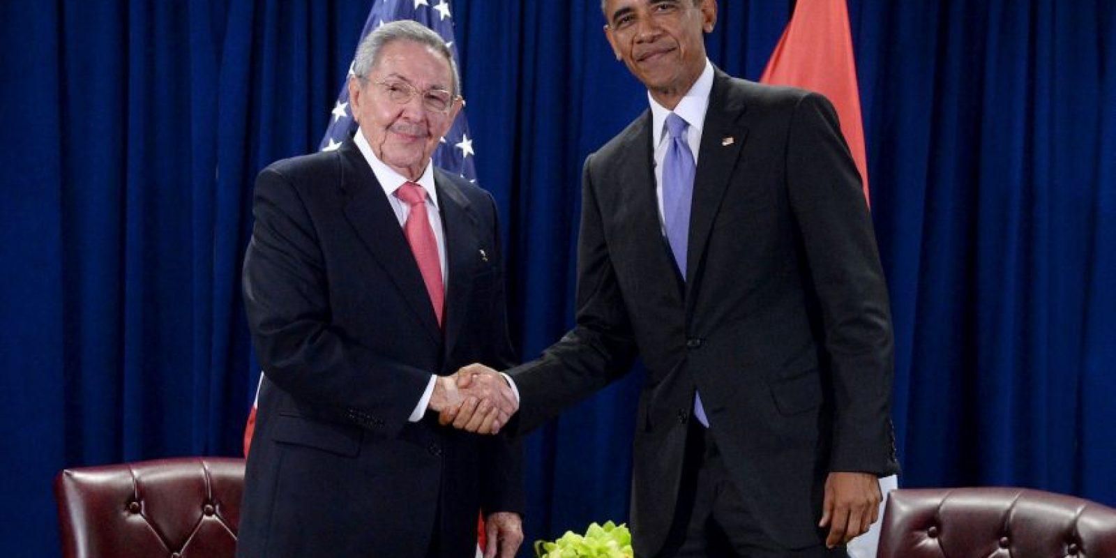 La historia de Cuba y Estados Unidos desde 1961 Foto:Getty Images