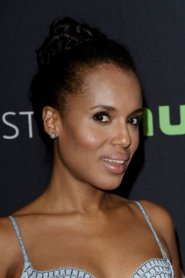 Kerry Washington: A favor Foto: Getty Images
