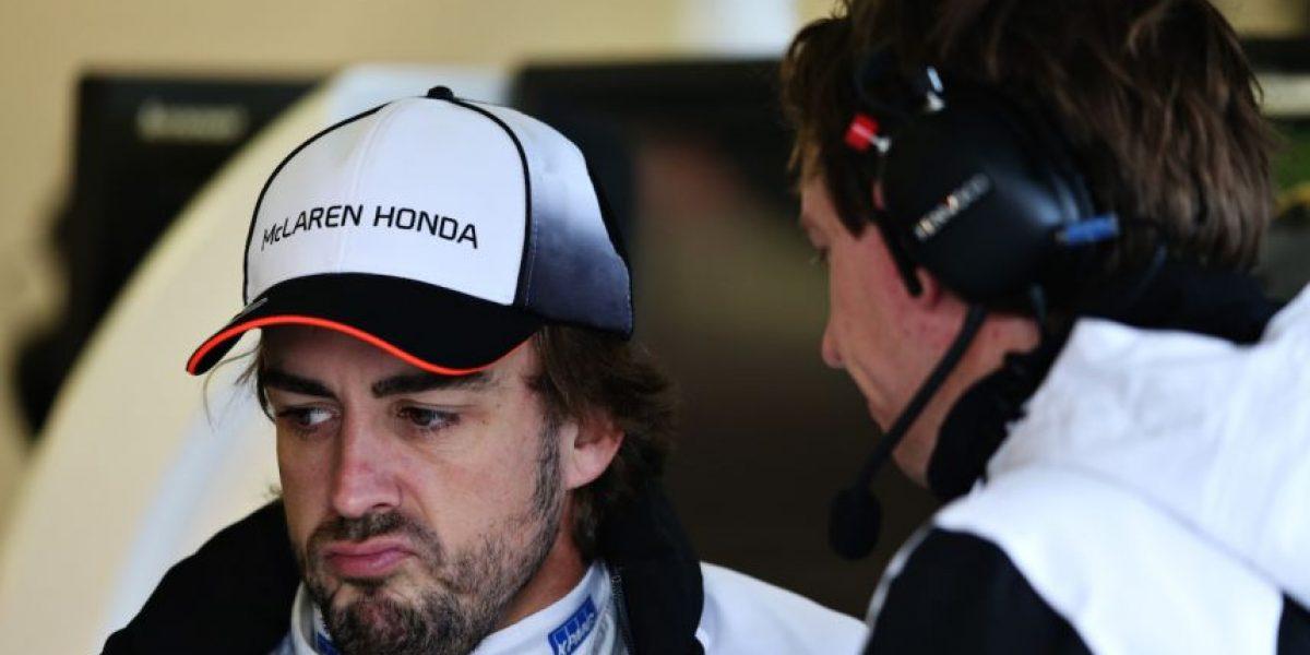 ¿Cuántas vidas le quedan al piloto español Fernando Alonso?