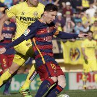 Barcelona sigue como líder en España con 76 unidades, nueve más que Atlético de Madrid, su más cercano perseguidor Foto:AP
