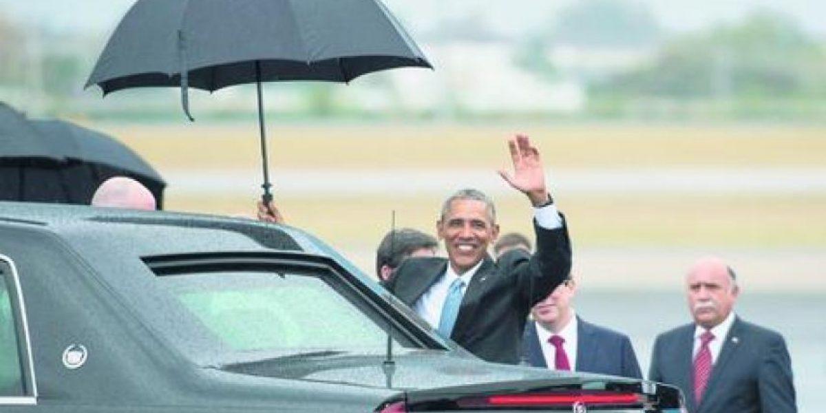 Barack Obama llegó a Cuba en busca del deshielo