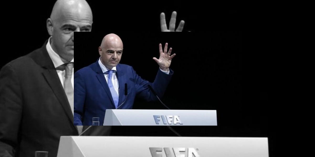 Presidente de la FIFA visitará a Colombia a finales de marzo