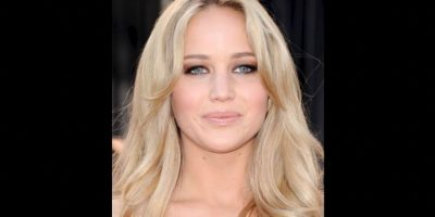 2. Jennifer Lawrence. Fue la primera víctima de una filtración masiva llamada #CelebGate Foto:Getty Images