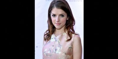 6. Anna Kendrick. Foto: Getty Images
