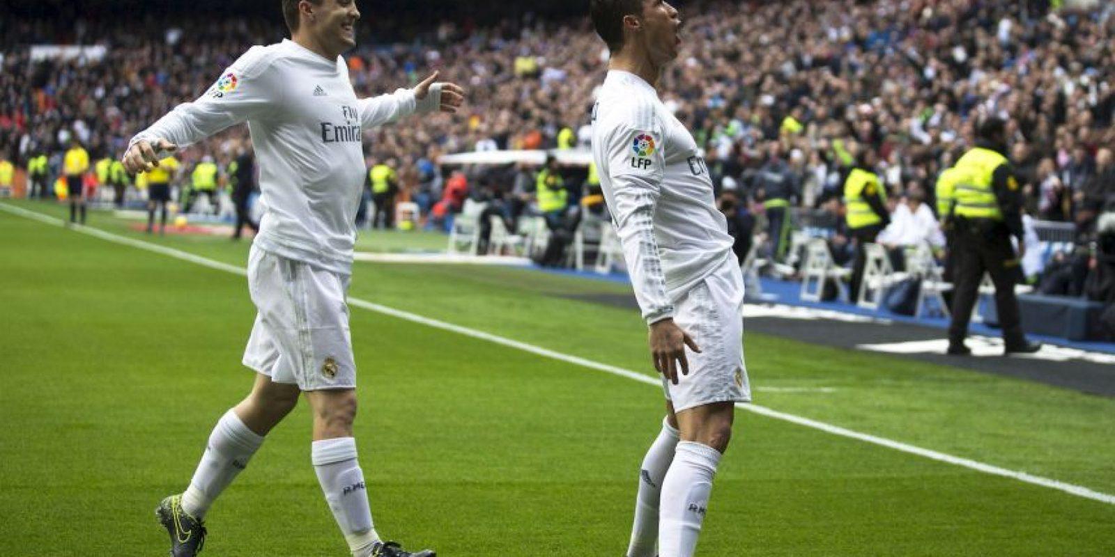 Cristiano Ronaldo suma 28 goles en la actual temporada de la Liga de España Foto:Getty Images