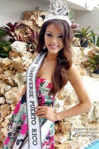 Kristhielee Caride se coronó Miss Puerto Rico Foto:Vía instagram.com/kristhielee_caride/