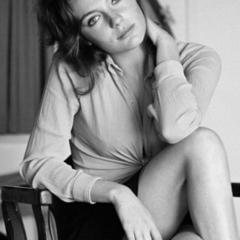 """La inglesa Jacqueline Bisset alguna vez fue catalogada como """"La mujer más hermosa de todos los tiempos"""". Foto:vía Getty Images"""