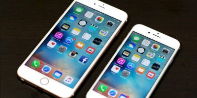 iPhone 6s y 6s Plus Foto:Getty Images