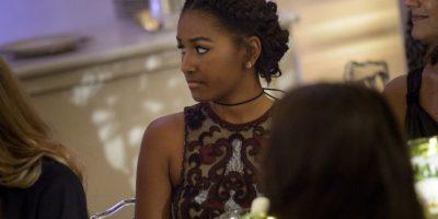 Antes de este viaje la jóvenes llamaron la atención de los medios debido a su debut en las cenas de Estado en la Casa Blanca. Foto:AFP