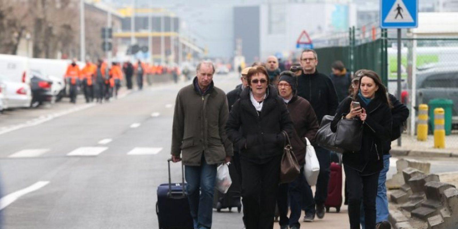 Debido a esta situación el gobierno ha elevado el nivel de alerta hasta cuatro, el máximo. Foto:AFP