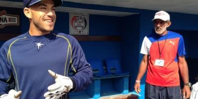 Dayron Varona, 1er cubano en jugar en su tierra luego de desertar