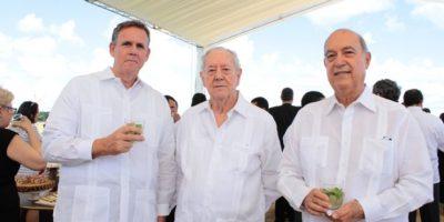 Inauguran fábrica de ron Matusalem en Monte Plata