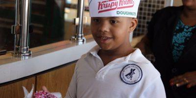Krispy Kreme celebra el Día Internacional del Síndrome de Down