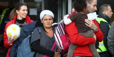 El doble ataque se produjo tres días después de que la policía belga detuviese al yihadista Salah Abdeslam Foto:AP