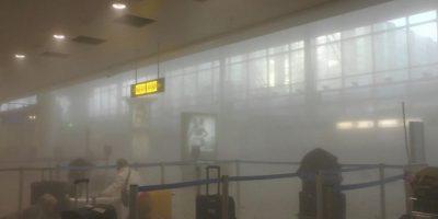 Este 22 de marzo se reportaron dos ataques en Bruselas. Foto:AP