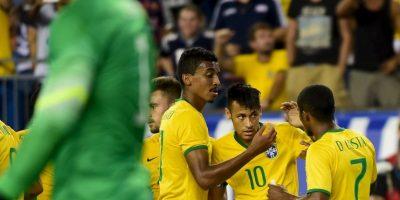 "El ""Scratch"" recibe a Uruguay en el Estadio Pernambuco Foto:Getty Images"