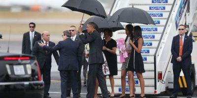 Las hijas de Obama en Cuba Foto:Getty Images