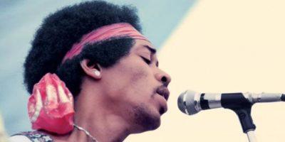 Jimmy Hendrixx jamás puso LSD en su bandana. Foto:vía Getty Images
