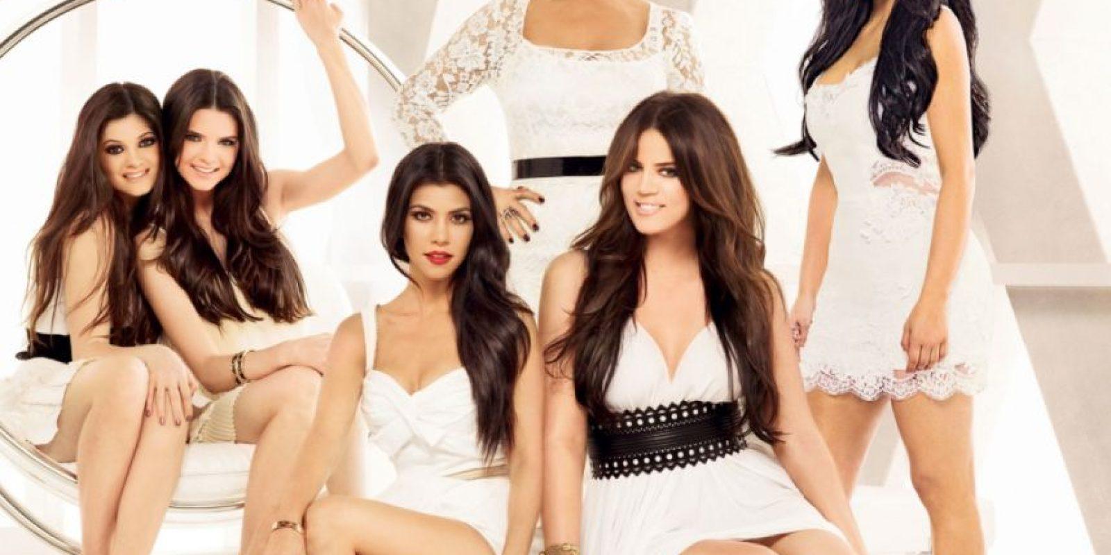 Y la página de cada una de las hermanas. Foto:vía Getty Images