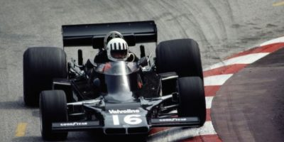 Tom Pryce – 1977 Foto: Getty Images