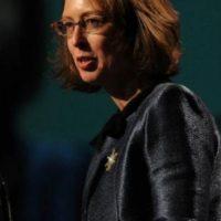 Abigail Johnson, de origen estadounidense es dueña de la compañía Fidelity Investments, tiene una fortuna estimada en 13.4 mil millones de dólares. Foto:vía Getty Images