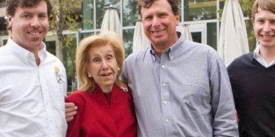 La estadounidense Anne Cox Chambers ha forjado una fortuna estimada en 17 mil millones de dólares, con su empresa de telecomunicaciones Cox. Foto:vía Getty Images